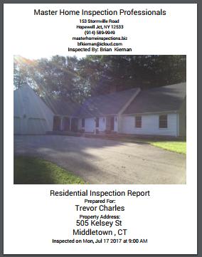 Poughkeepsie Home Inspectors